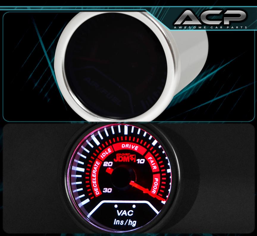 Analog Meter Needle : Universal mm vacuum gauge auto meter analog needle