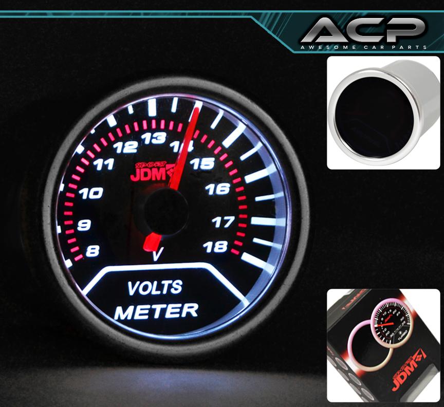 Analog Meter Needle : Mm v volt voltage gauge meter electric red analog needle