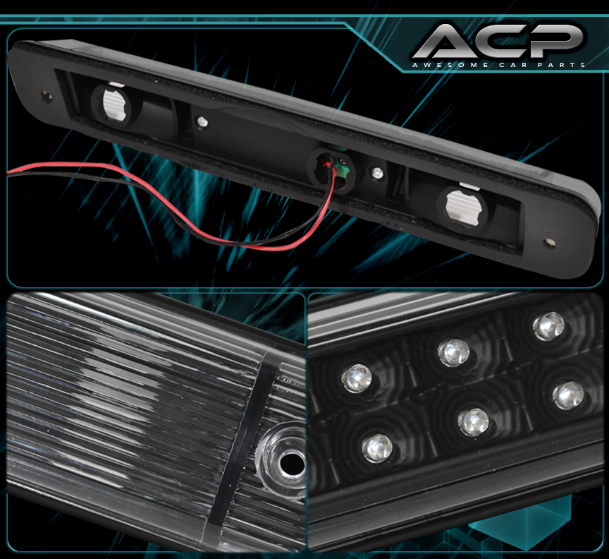 94 gmc tail light wiring 88-98 c1500 c2500 pick up led brake stop cargo roof bed ... c2500 tail light wiring