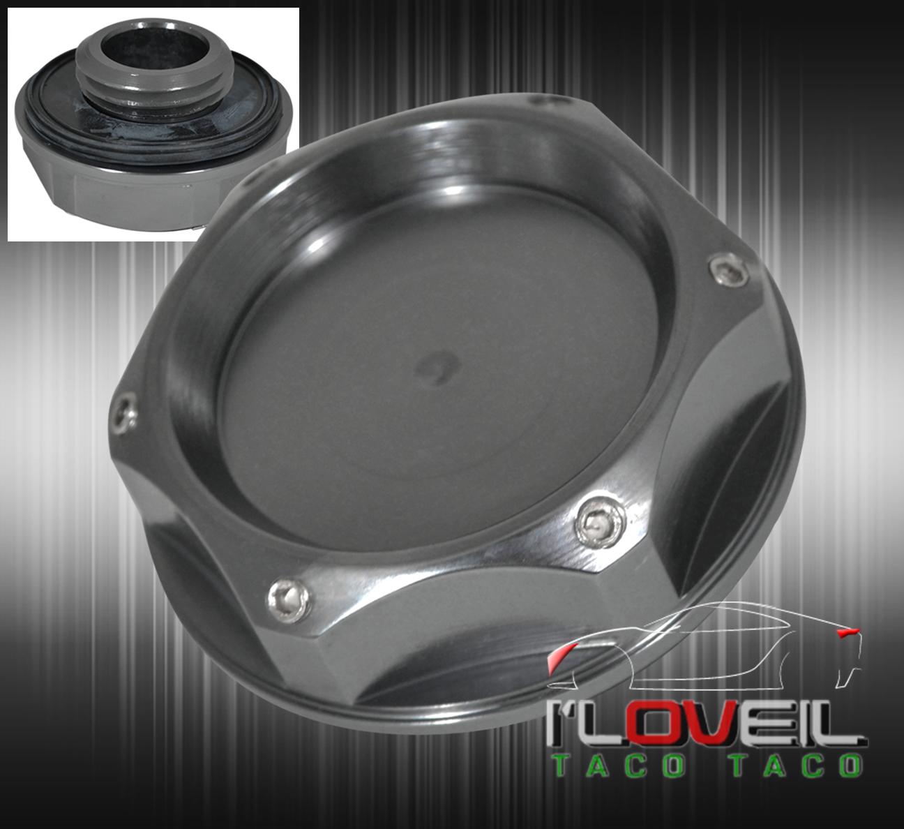 FOR S13 S14 GTR 350Z 370Z 300ZX JDM CNC BILLET ENGINE OIL
