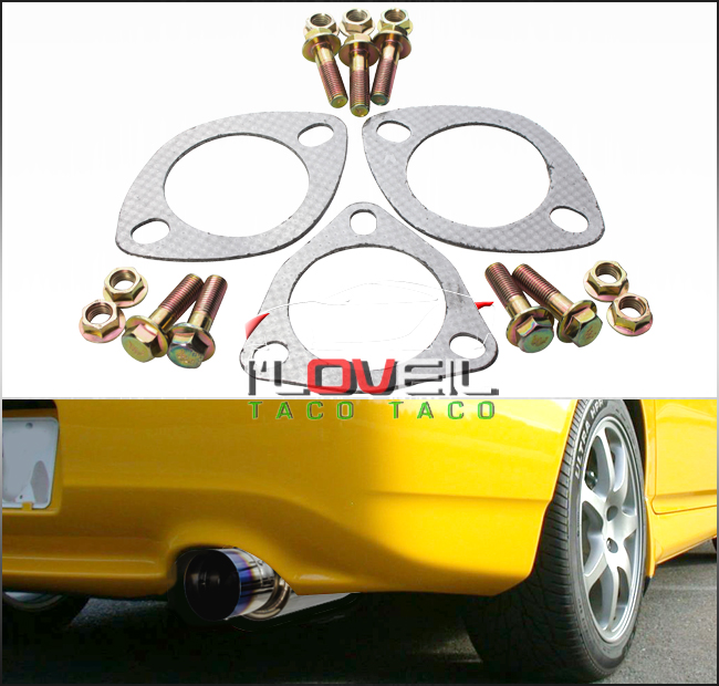 94 Acura Integra For Sale: Acura Integra 94-01 Gs Rs Ls Stainless Catback Exhaust