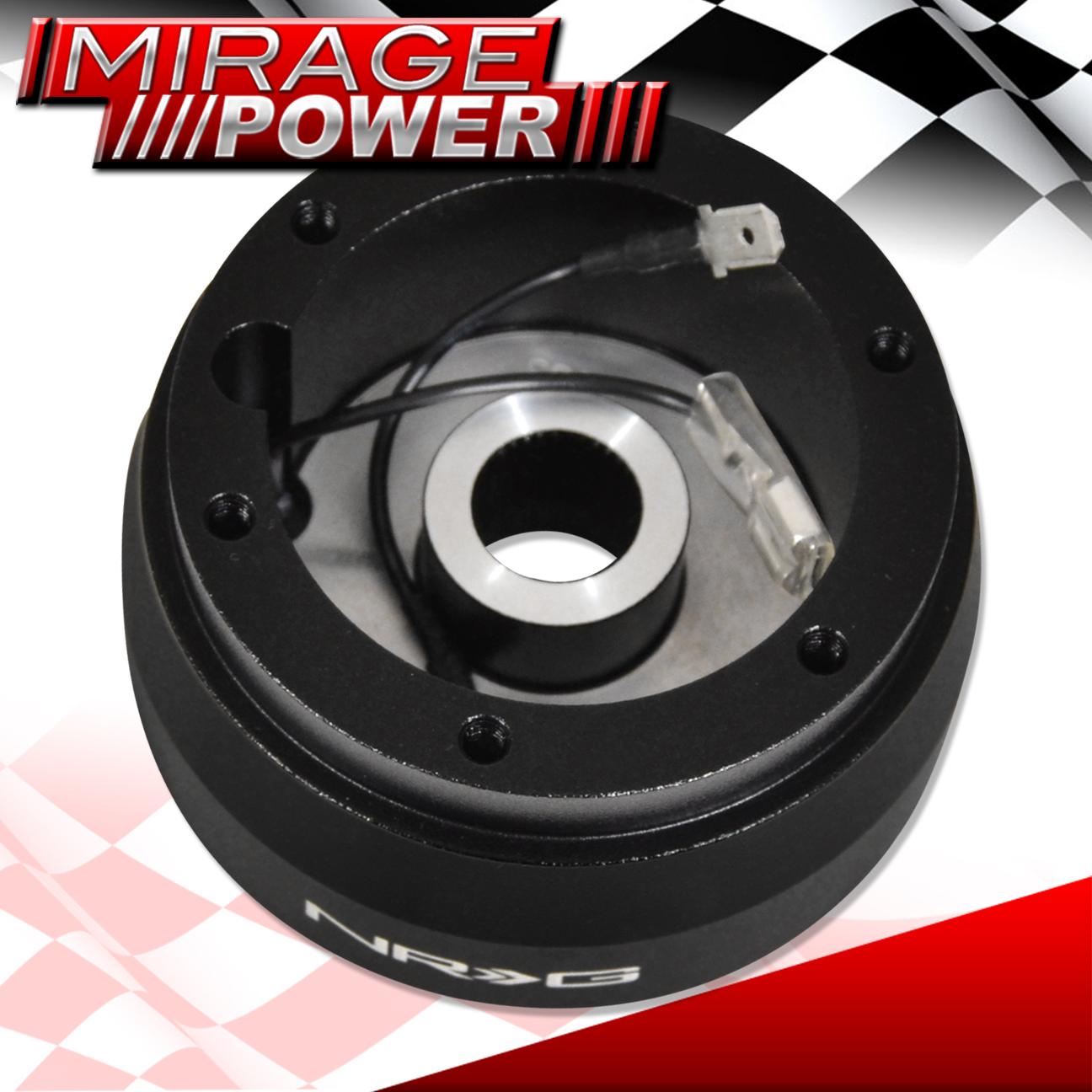 NRG Black Short Steering Wheel Hub For Nissan Datsun 620 ...