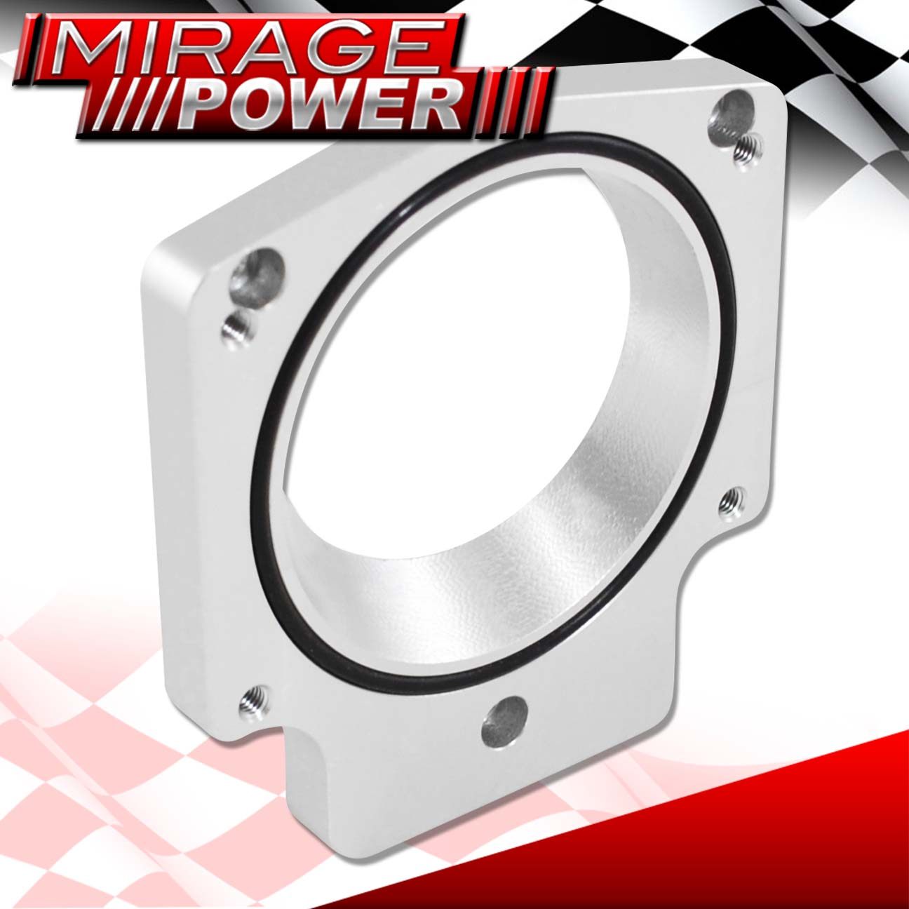 Ls1 Camaro Trans Am 92mm Throttle Body Spacer Adapter Maf
