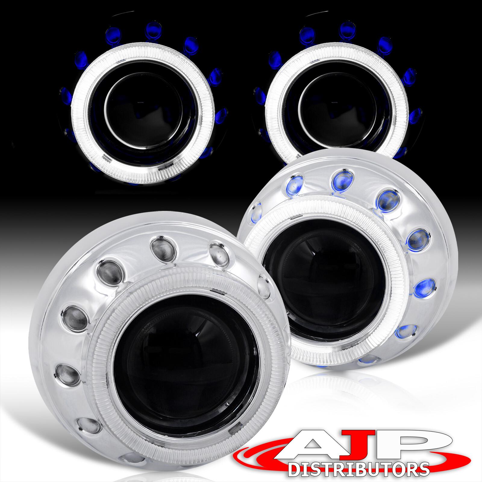 For Audi Volvo Headlight Retrofit Projector Bi Xenon Dual