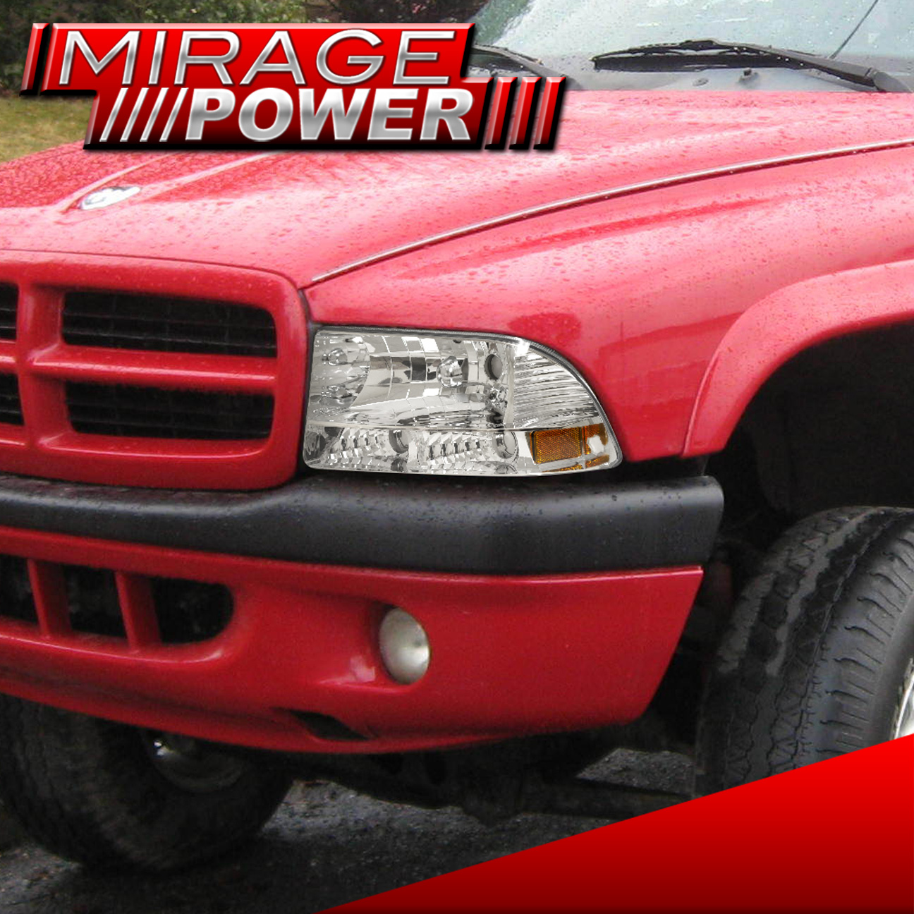Z on 2003 Dodge Dakota Headlights