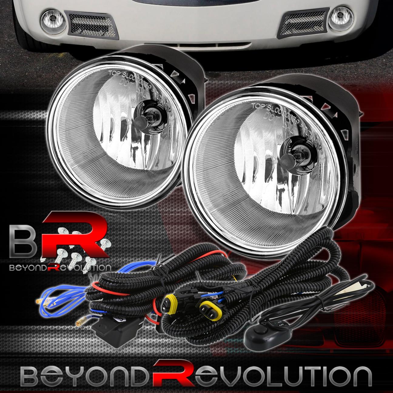 2006 Chrysler 300 Battery Wiring: 2005-2010 CHRYSLER 300C 2006 300 FRONT DRIVING CLEAR FOG