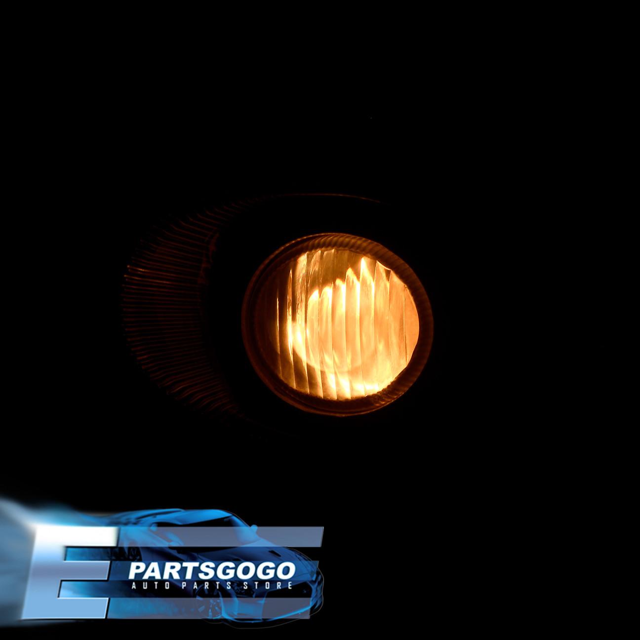 1992 3dr eg bumper fog lights lamp