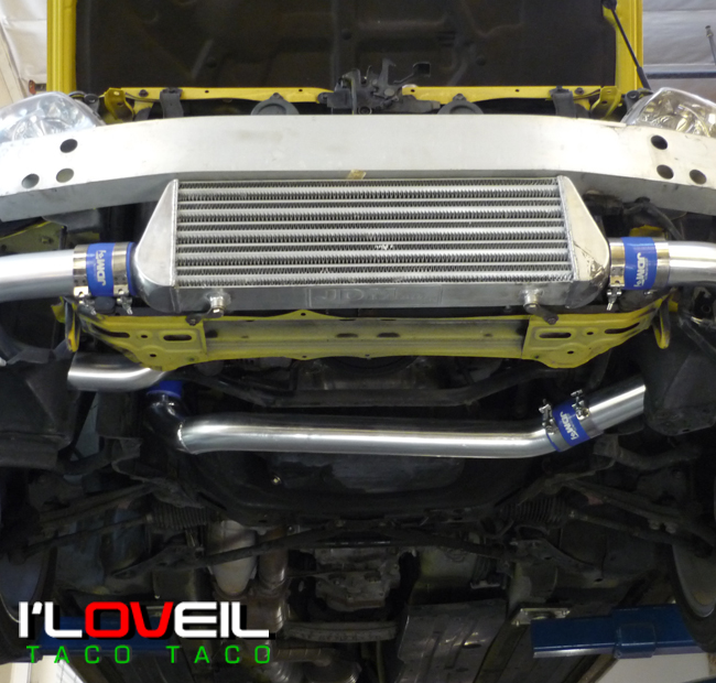 Lexus 2001 Is300 For Sale: 01-05 LEXUS IS300 3.0L FRONT MOUNT TURBO INTERCOOLER