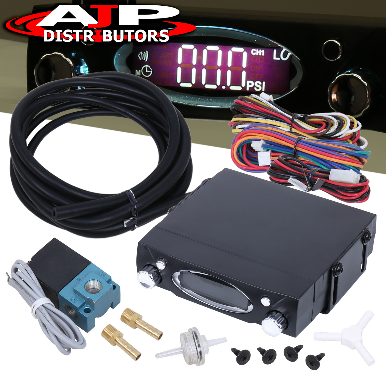 Universal Electric Turbo Review: UNIVERSAL ALLInONE ELECTRIC TURBO BOOST CONTROLLER WITH