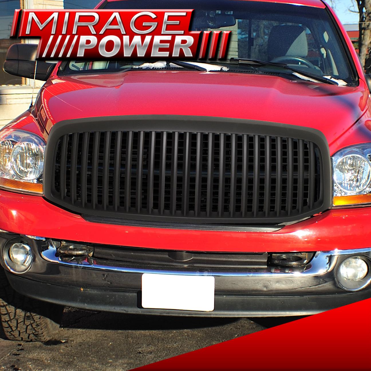 06 08 dodge ram 1500 pickup truck vertical sport style. Black Bedroom Furniture Sets. Home Design Ideas