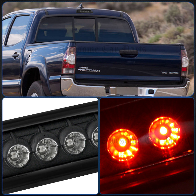 95 16 Tacoma Truck Third 3rd Brake Stop Tail Light Lamp