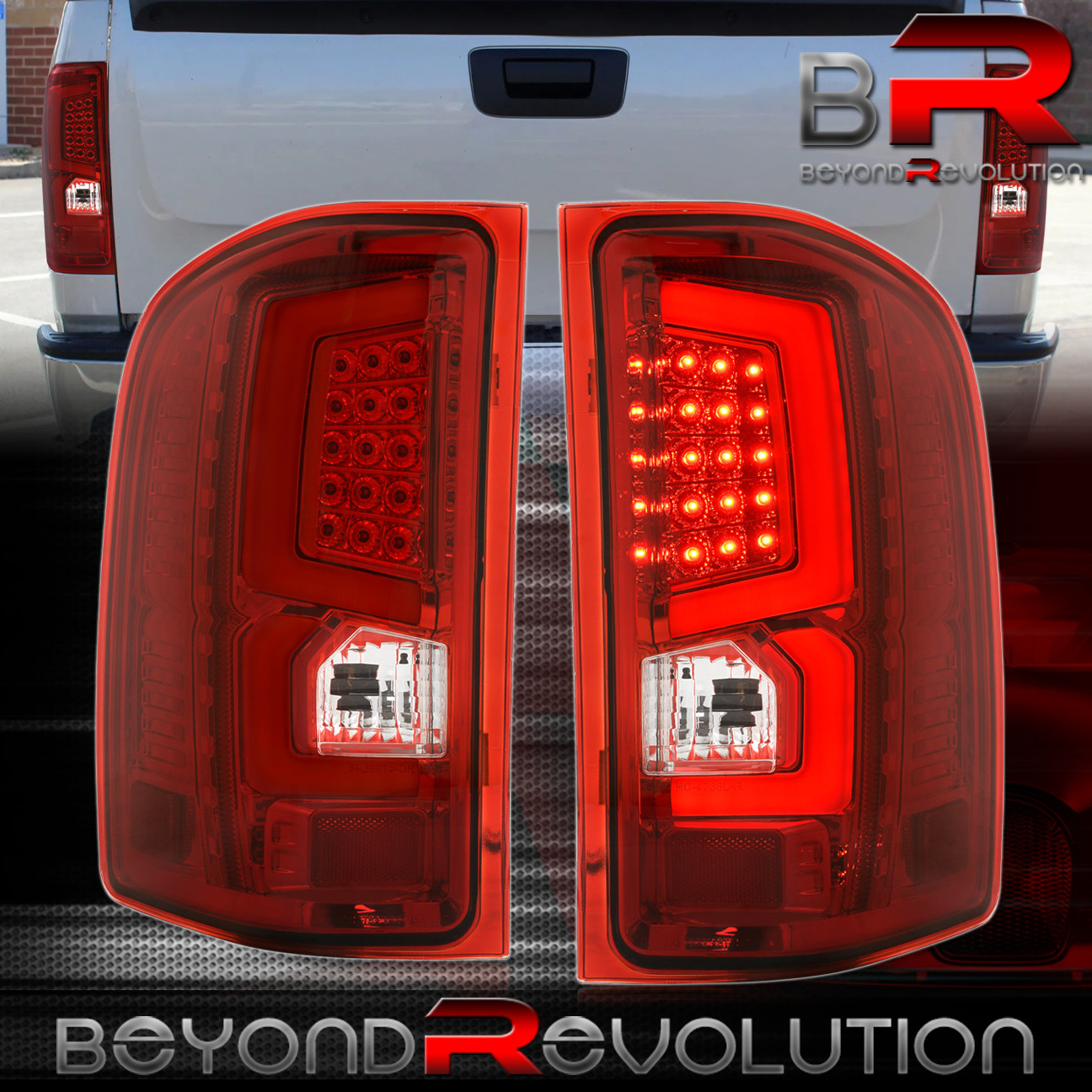 07 13 chevy silverado truck 1500 2500 led brake stop tail. Black Bedroom Furniture Sets. Home Design Ideas