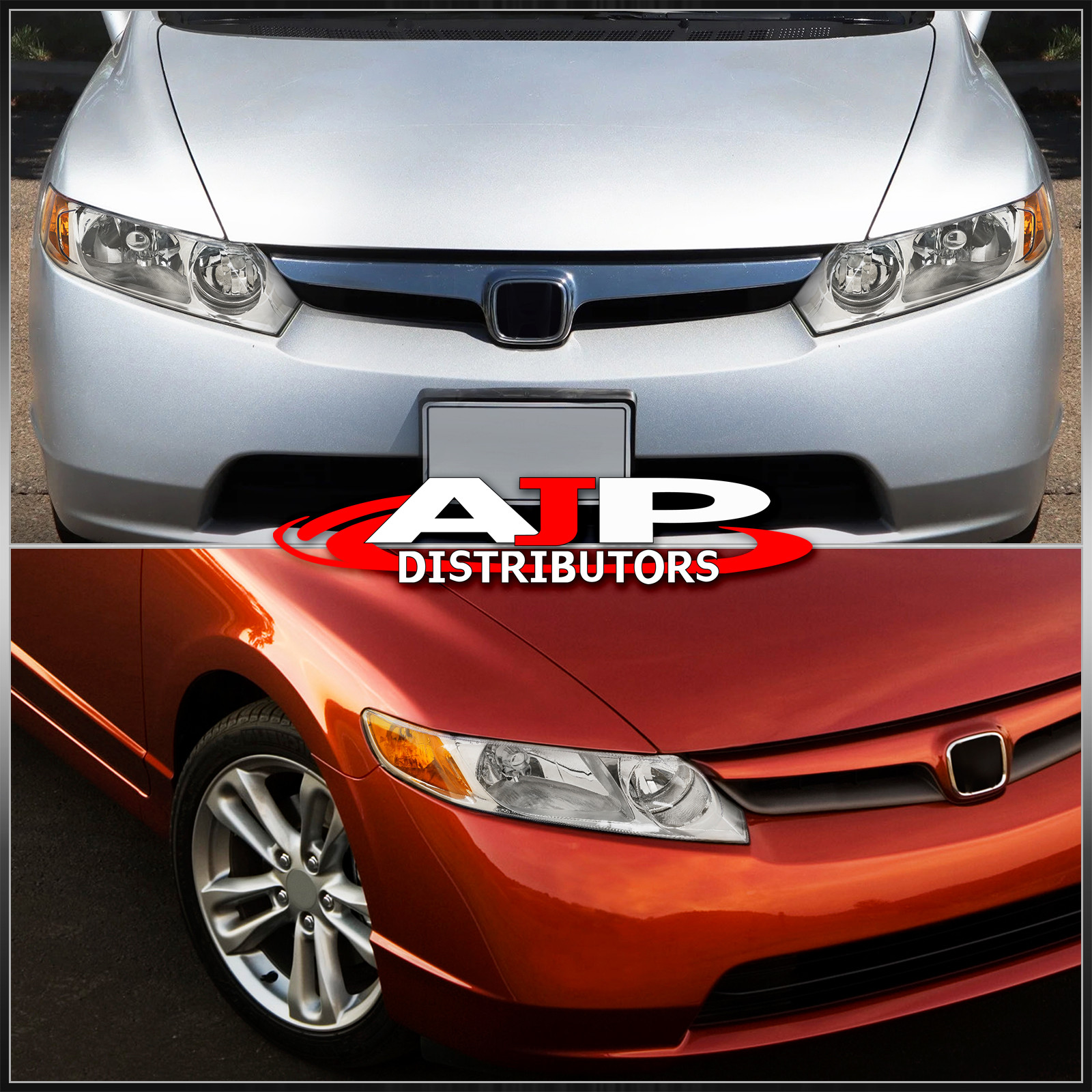 how to change a 2005 honda civic headlight