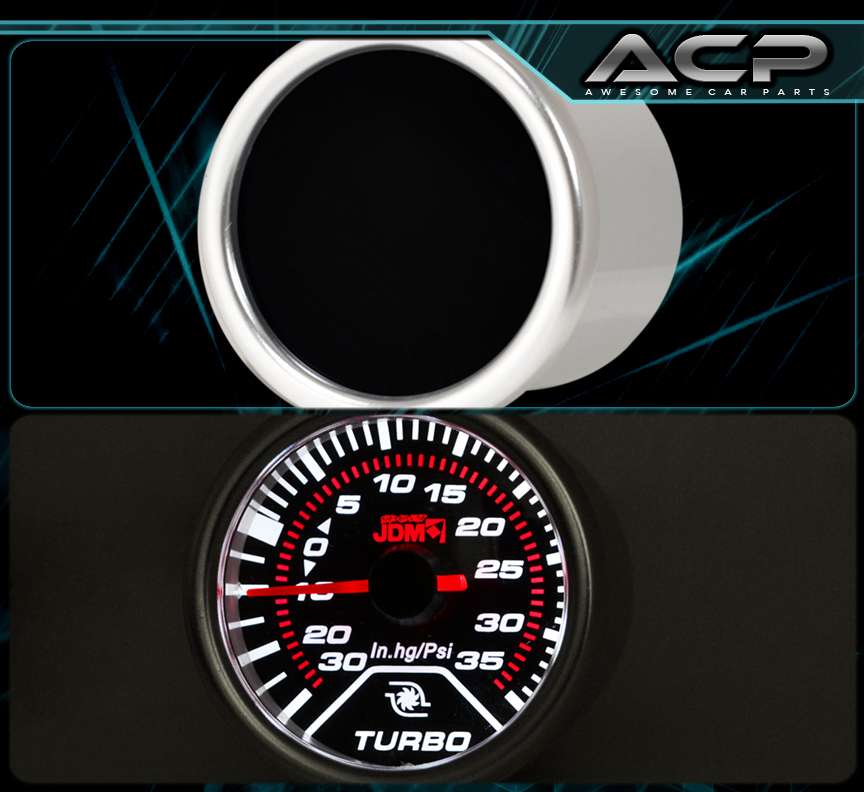 2003 Audi S6 Interior: Performance Turbo Boost Gauge Led Display Tc Frs Brz Supra