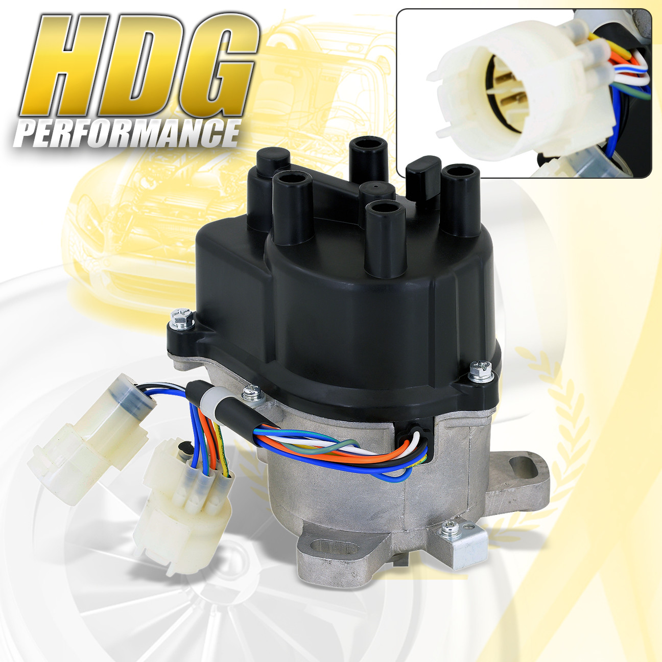 For 90-91 ACURA INTEGRA JDM DA ENGINE REPLACEMENT IGNITION