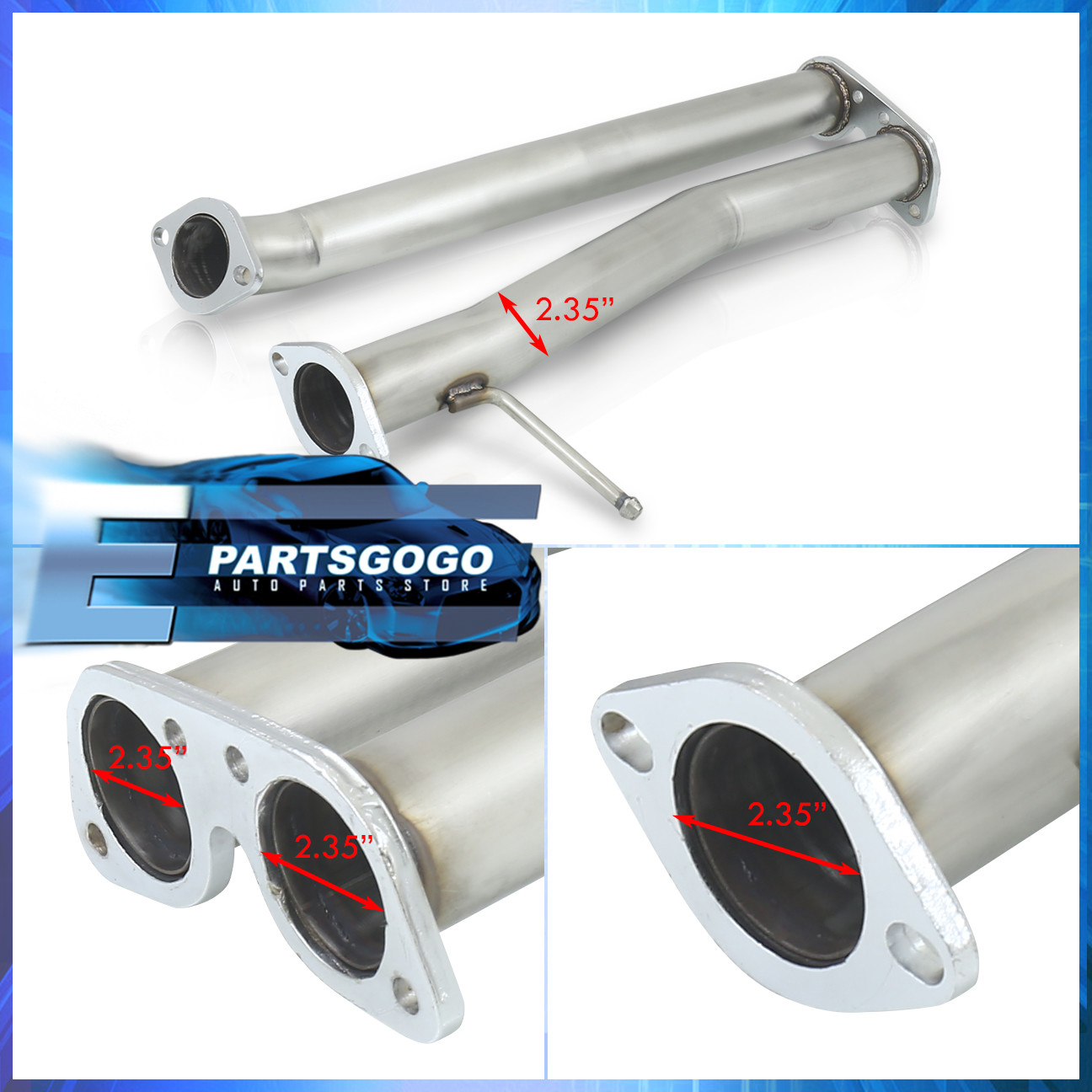 For 20032008 350z G35 Z33 V35 Hipower Catback Exhaust System Oval Gunmetal Tip: 2016 Taa Exhaust Upgrade At Woreks.co