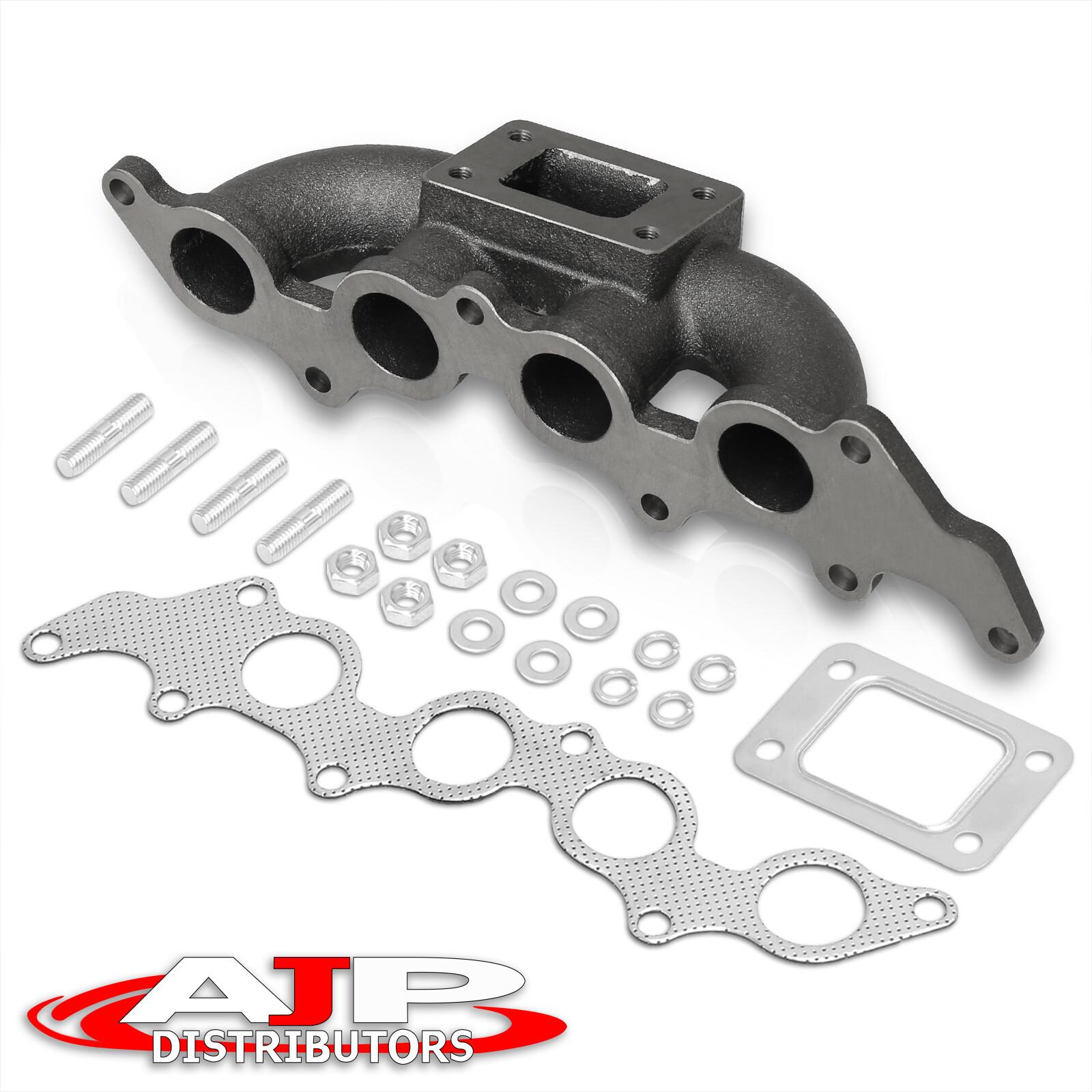 ford focus 2 3l mazda 3 2 0l t3 flange racing exhaust turbo manifold cast iron ebay. Black Bedroom Furniture Sets. Home Design Ideas