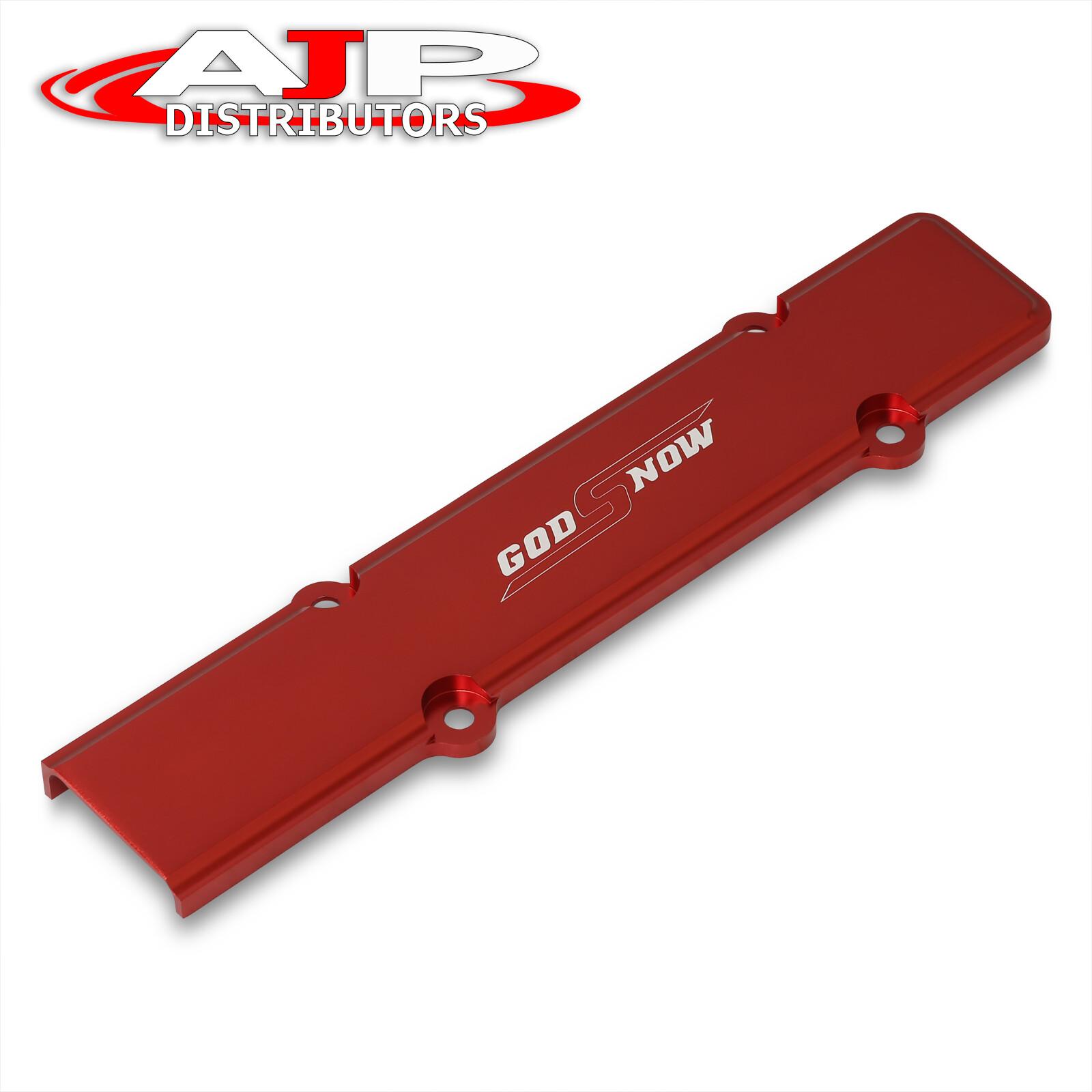 For Honda B16 B18 Anodized Red Spark Plug Cover Valve Dohc