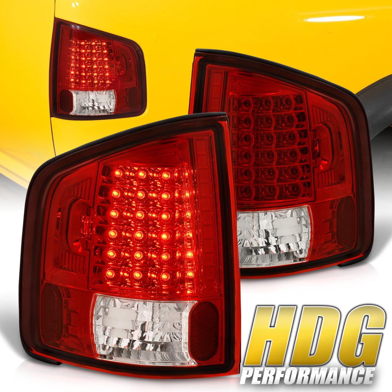 1994 2004 Gmc Sonoma Chevy S10 Red Lens Led Replacement