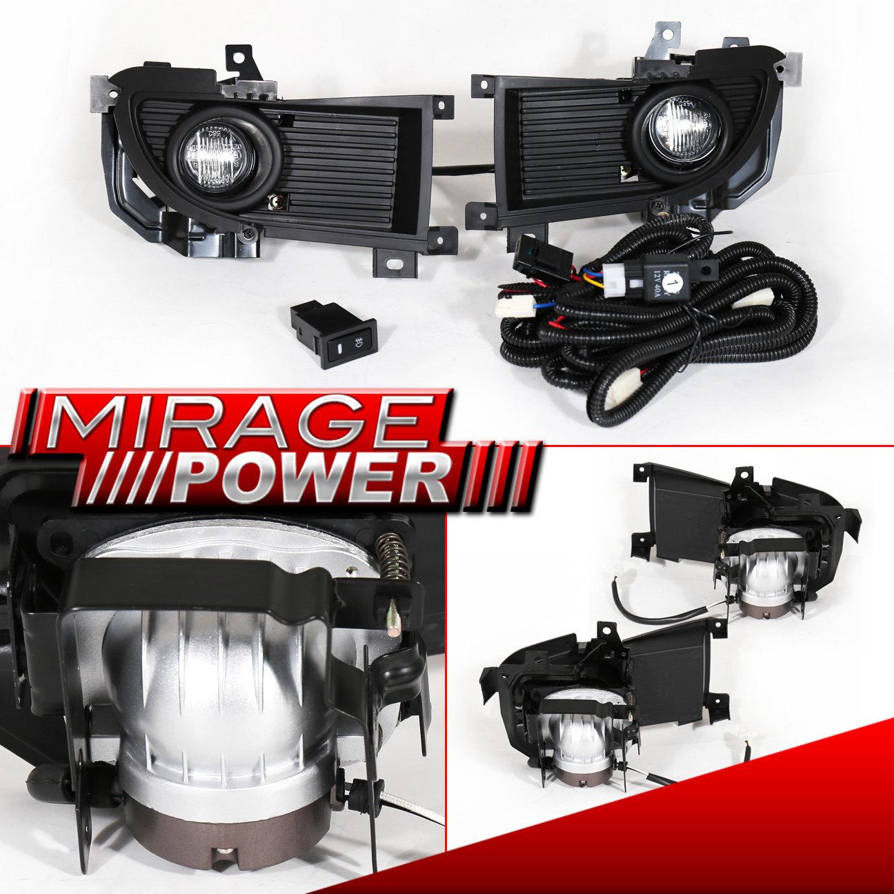 Mitsubishi 2004 mitsubishi lancer engine : 2004-2006 Mitsubishi Lancer Driving Clear Bumper Fog Lights ...
