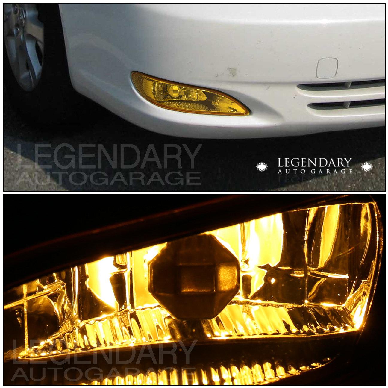 Fog Lights Lamps W   Bulbs For 2002