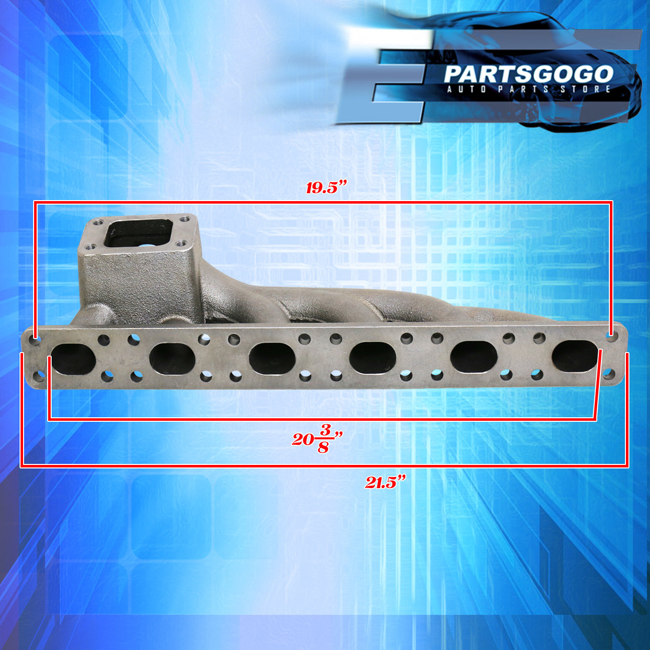 1999 Bmw E36 M3 Turbo Kit: Cast Iron Turbo Manifold Boost Exhaust For 92-99 BMW E36