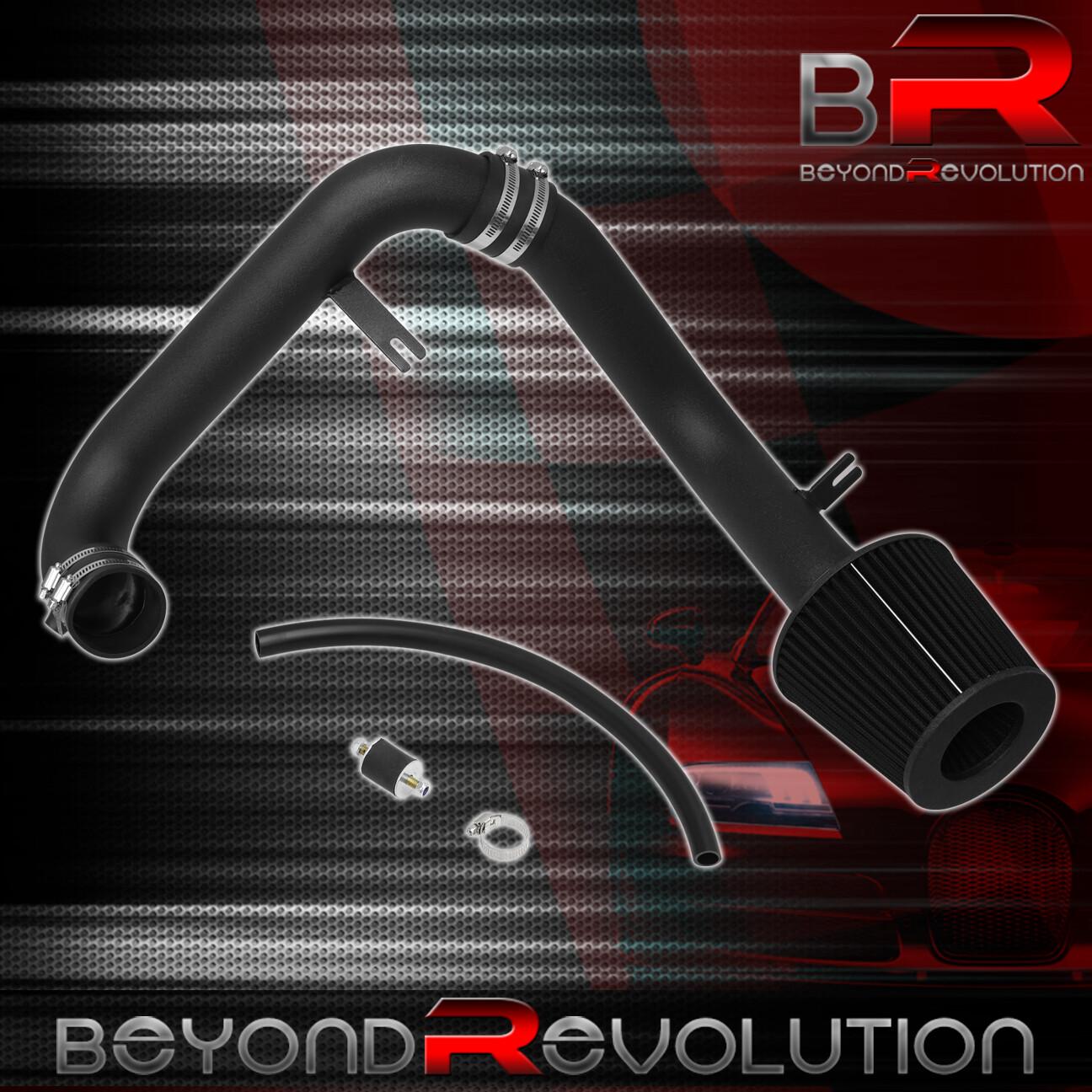 For 2001-2005 Honda Civic EX 2.5 Inch Aluminum High Flow Cold Air ...