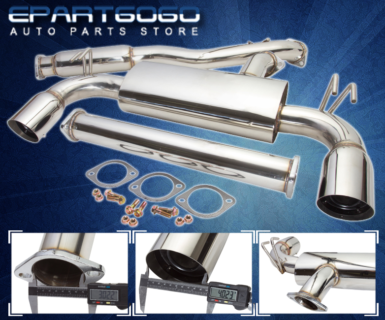 STAINLESS RACE EXHAUST MANIFOLD FOR MITSUBISHI LANCER EVO EVOLUTION 10 X 08-12