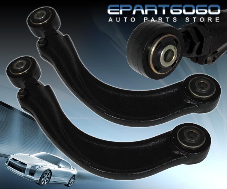 mazda    mazda  pc adjustable rear adjustable camber kit black ebay