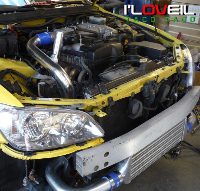 Lexus Is300 For Sale: 01-05 Lexus IS300 3.0L Front Mount Turbo Intercooler