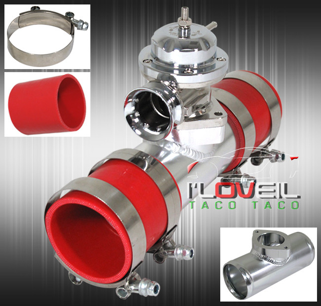 SSQV 4 Blow Off Valve With Flange And Installation Accessories