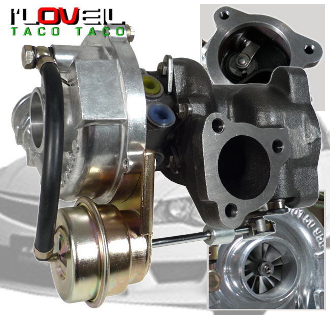 98-03 K03 Turbo Charger Vw Passat 1.8T Bolt On Replacement