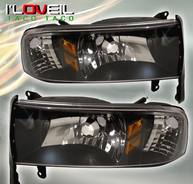 2000 Dodge Ram 1500 Headlights – 1970 Dodge Challenger
