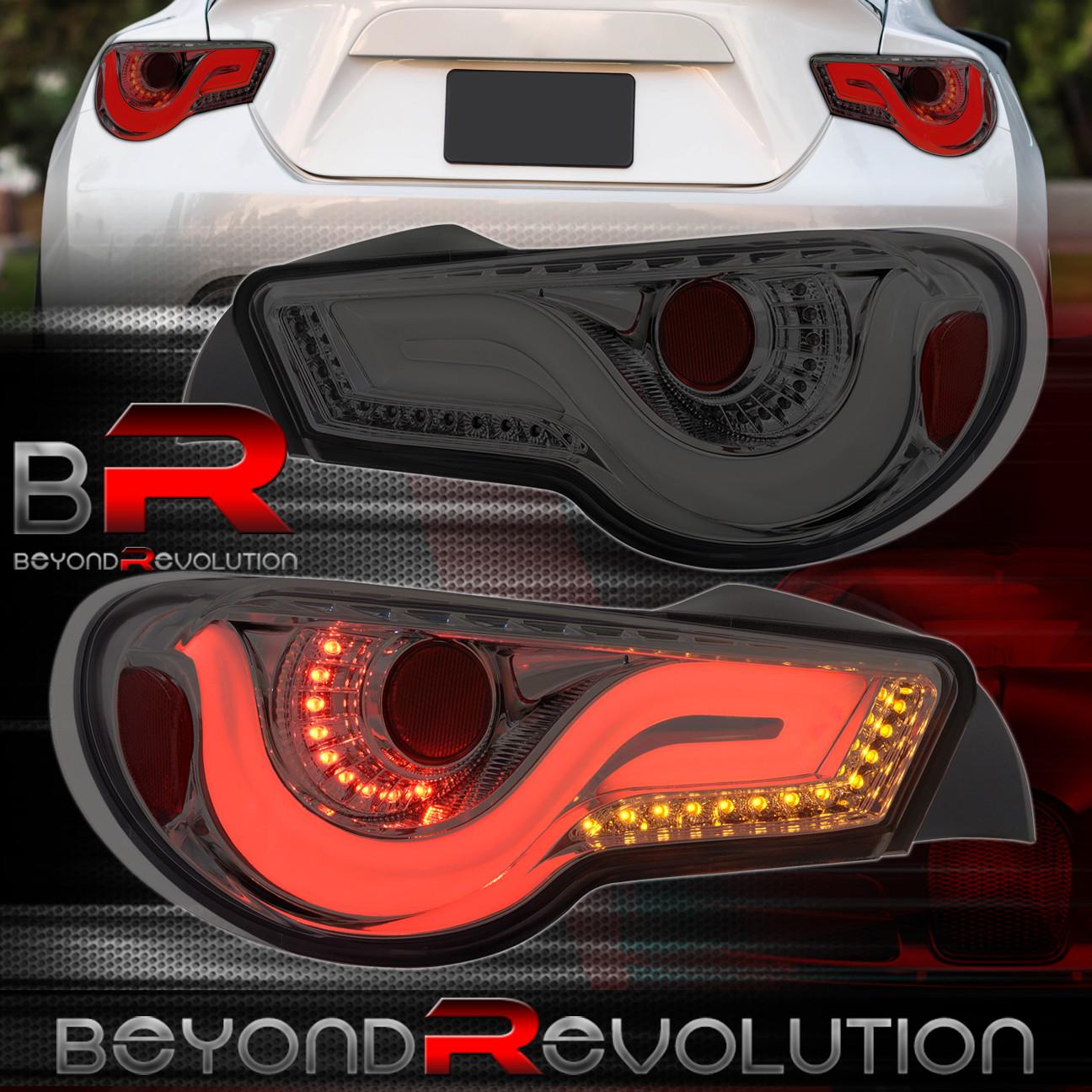 For 13-20 Scion/Subaru Fr-S 86 Brz Vip LED Brake Tail ...
