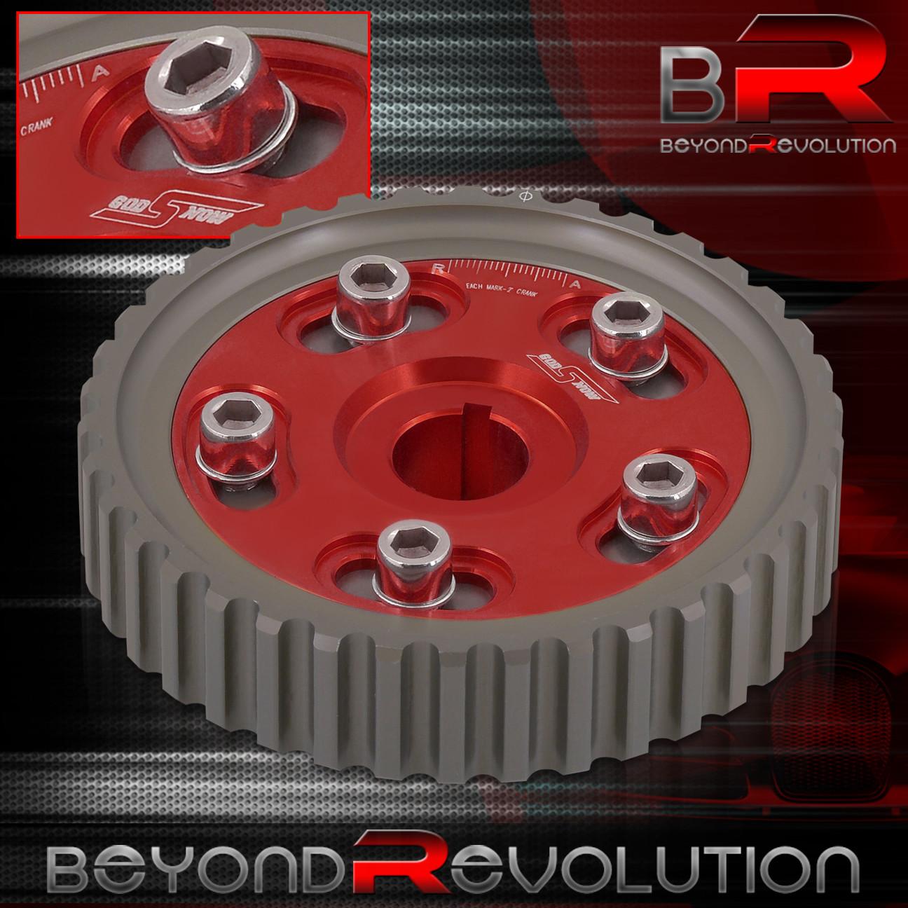Crx Del Sol Civic Sohc Adjustable Timing Motor Cam Gear
