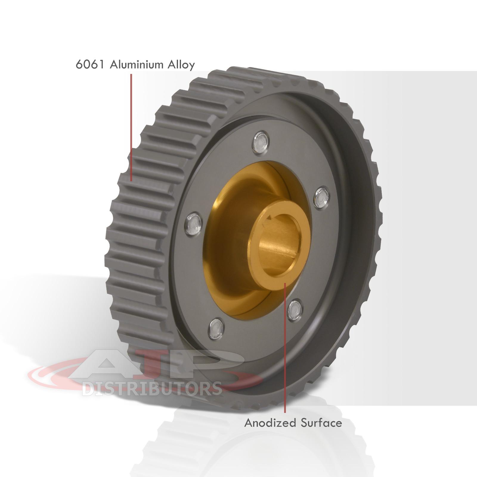 Civic Crx Del Sol Sohc Engine Motor Aluminum Cam Shaft