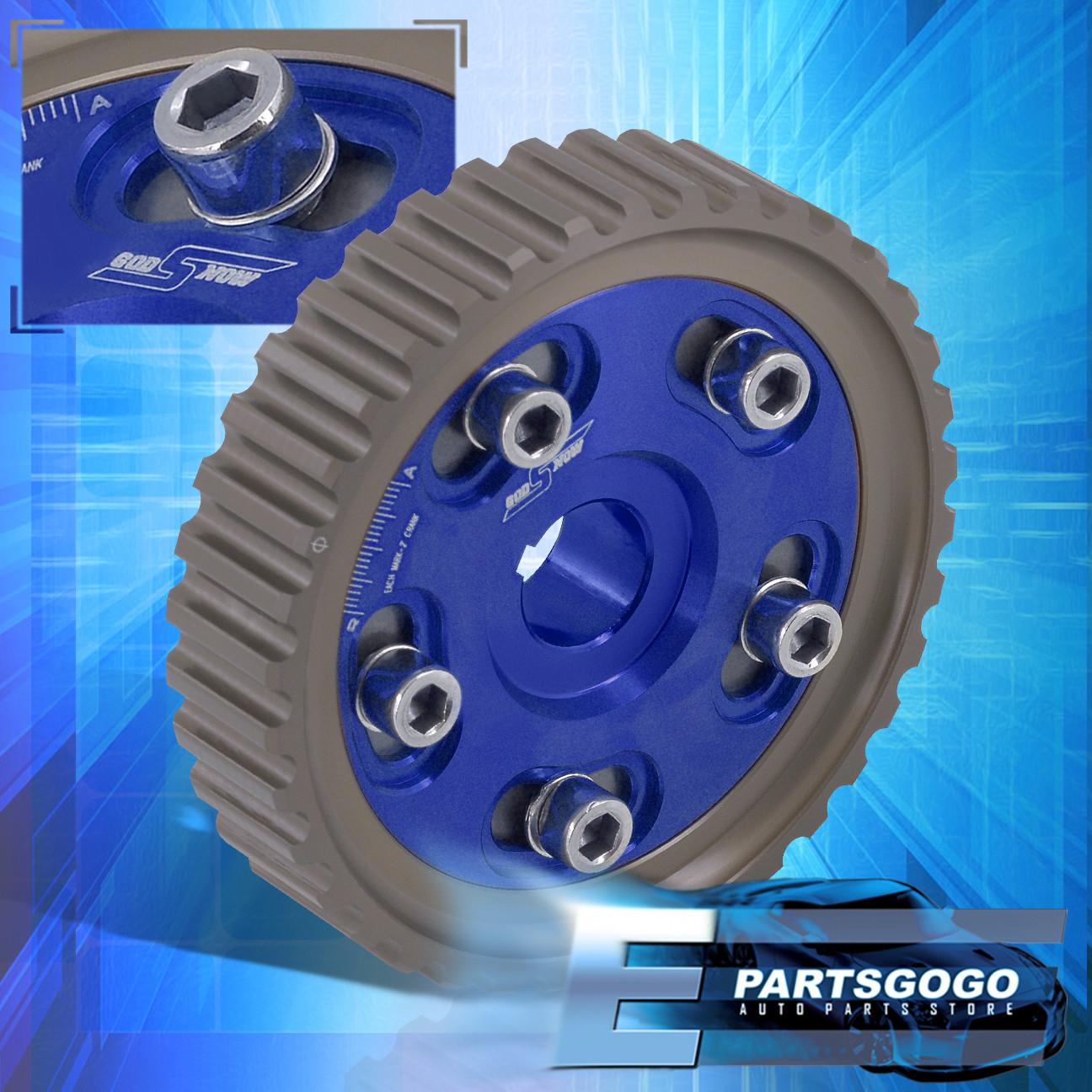 Honda D15 D16 Sohc Billet Aluminum Replacement Cam Shaft Gear Wheel Sprocket Bl