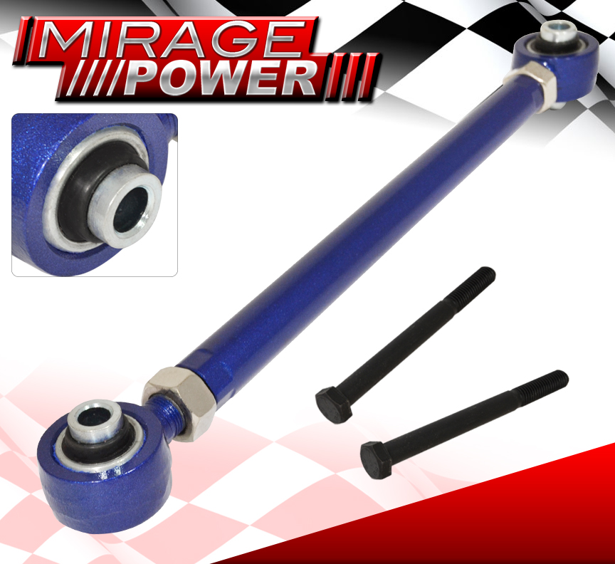 Blue S13 S14 Replacement for Nissan 240SX Rear Lower Traction Support Tie Bar